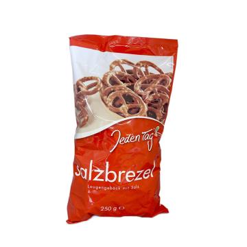 Jeden Tag Salzbrezel 250g/ Salted Bretzels