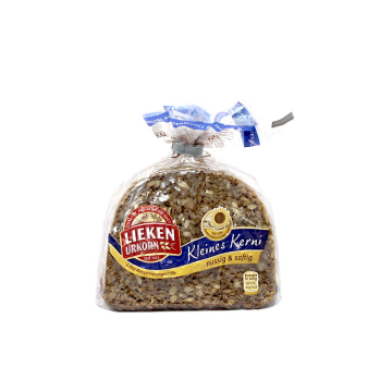Lieken Urkorn Kleines Kerni Knackig&Kraftig 250g/ Rye Bread with Seeds