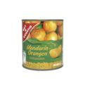 Gut&Günstig Mandarin-Orangen Leicht Gezuckert / Mandarinas en Almíbar 300g