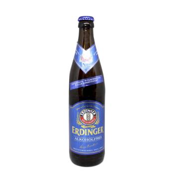 Erdinger Alkoholfrei 0,5L/ Cerveza sin Alcohol