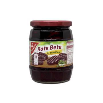 Gut&Günstig Rote Bete in Scheiben 670g/ Remolacha en Rodajas