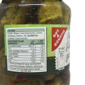 Gut&Günstig Delikatess Gewürzgurken / Pepinillos 720ml