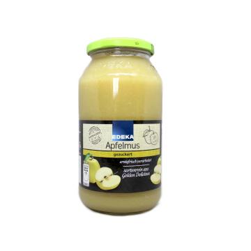 Edeka Apfelmus 720g/ Apple Sauce