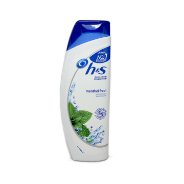 Head And Shoulders Menthol 500ml/ Champú Anticaspa Mentol