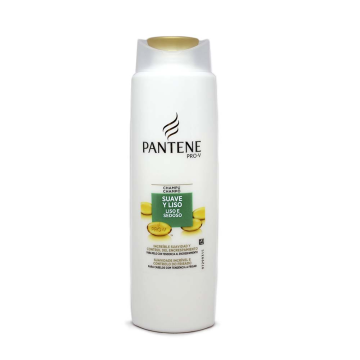 Pantene Pro-v Champú Suave y Liso 270ml/ Smooth & Sleek Shampoo