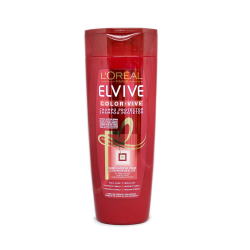 L'Oreal Paris Elvive Champú Protector Color Vive 300ml/ Shampoo
