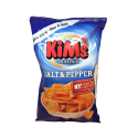 Kim'S Potetchips Salt&Pepper 250g/ Potato Crisps
