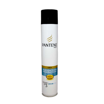 Pantene Laca Fijación 3 Flexible 300ml/ Flexible Hair Spray