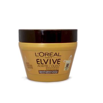 L'Oreal Paris Elvive Mascarilla Aceite Extraordinario 300ml/ Mask Nourishing
