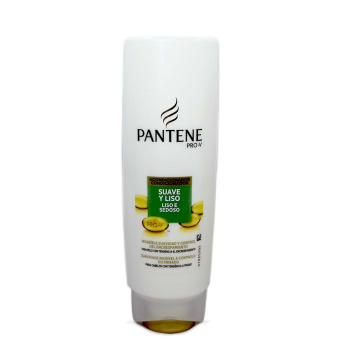 Pantene Pro-v Acondicionador Suave y Liso 230ml/ Conditioner Smooth & Sleek