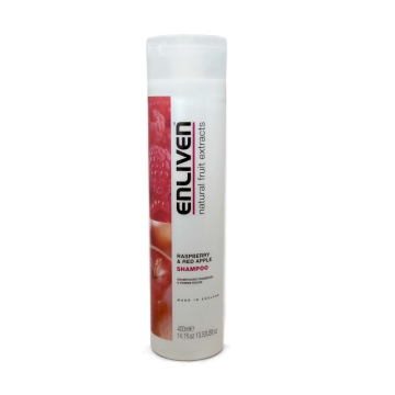 Enliven Shampoo Raspberry & Red Apple 400ml