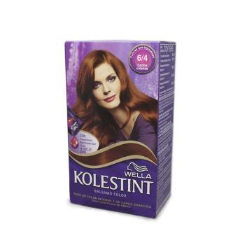 Wella Kolestint Crema Coloración Caoba Cobrizo 6/4