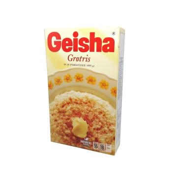 Geisha Grøtris 800g/ Arroz con Leche