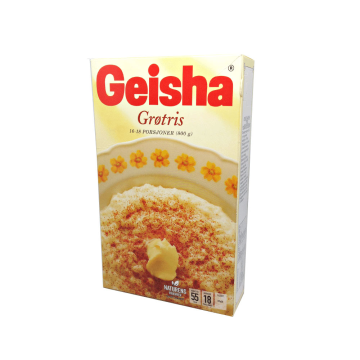 Geisha Grøtris 800g/ Rice Pudding