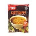 Toro Kjøttsuppe Med Grønnsaker 81g/ Meat and Vegetable Soup