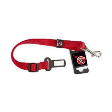 Arppe Correa para Automóvil Nylon Roja/ Leash for Dog Red