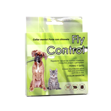 Arppe Fly Control Repelente para Mascotas Collar/ Repellent Collar
