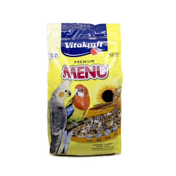 Vitakraft Menu Premium Vögel 1Kg/ Birds Food