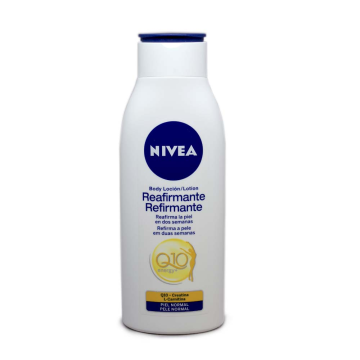 Nivea Body Loción Reafirmante Q10 400ml/ Body Firming Lotion