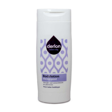 Derlon Body Lotion Amandelolie en Glycerine 300ml/ Body Wash