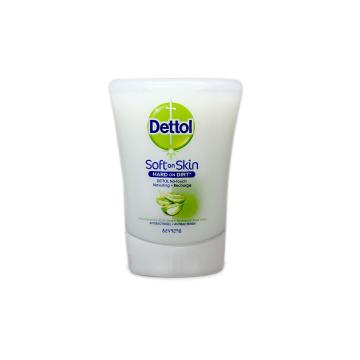 Dettol No-Touch Soap Refill Aloe Vera / Jabón Lavado de Manos Recarga 250ml