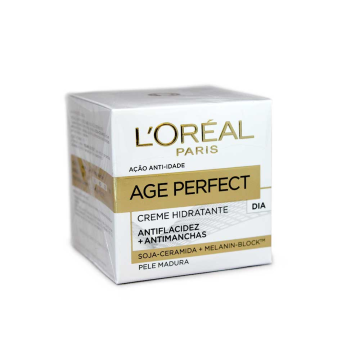L'Oreal Paris Age Perfect Crema Anti-Edad Día Piel Madura 50ml/ Face Day Cream