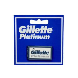 Gillette Platinum x5/ Refills
