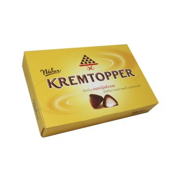 Nidar Kremtopper 140g/ Bombones Rellenos Vainilla