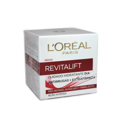 L'Oreal Paris Revitalift Crema Día Antiarrugas y Firmeza 50ml/ Face Firming Cream