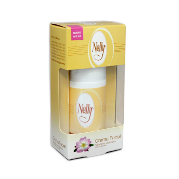 Nelly Crema Facial Vitalizante Rosa Mosqueta 50ml/ Face Cream