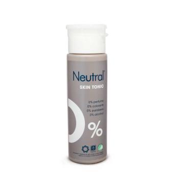 Neutral 0% Skin Tonic / Tónico Facial Sin Parabenos 150ml