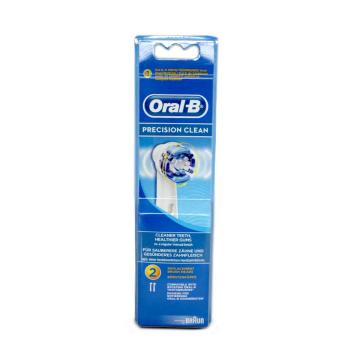 Oral-B Precision Clean Recambios x2 Cepillo Eléctrico/ Toothbrush Heads