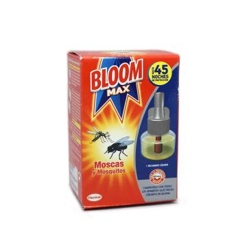 Bloom Max Anti-moscas y Mosquitos Recambio Líquido