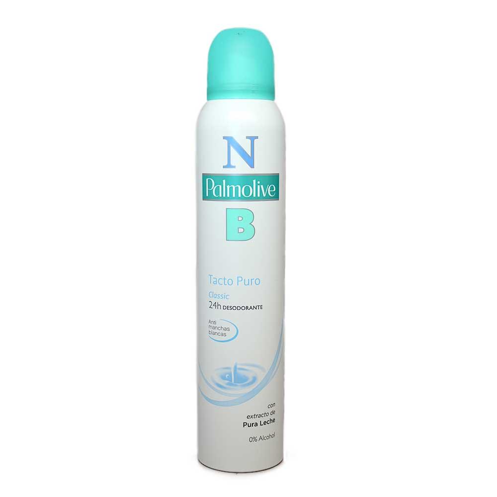 bab414424 Palmolive NB Tacto Puro Desodorante Spray 250ml  Deodorant ...