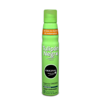 Tulipán Negro Original Desodorante Spray 200ml
