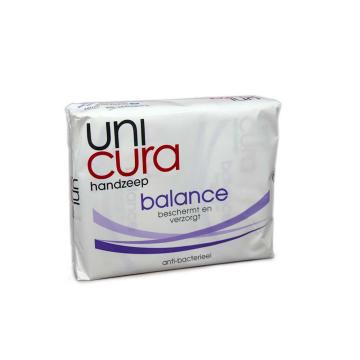 Unicura Balance Handzeep 2x90g/ Jabón Manos Antibacteriano/ Antibacterian Hand Soap