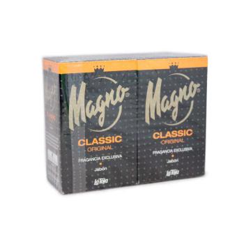 La Toja Magno Classic Original Jabón de Manos 2x125g
