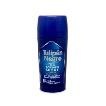 Tulipán Negro Men Sport Desodorante Stick 75ml