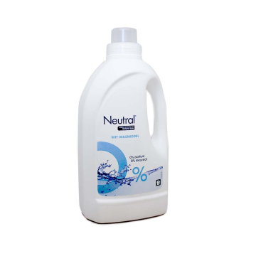 Neutral wit Wasmiddel 1,425L/ White Clothes Detergent