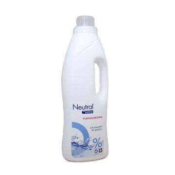 Neutral Fijnwasmiddel 1000ml/ Delicate Clothes Liquid Detergent