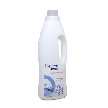 Neutral Fijnwasmiddel 1L/ Delicate Clothes Liquid Detergent