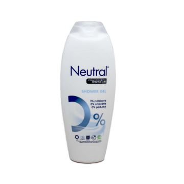 Neutral Shower Gel 250ml/ Gel de Baño