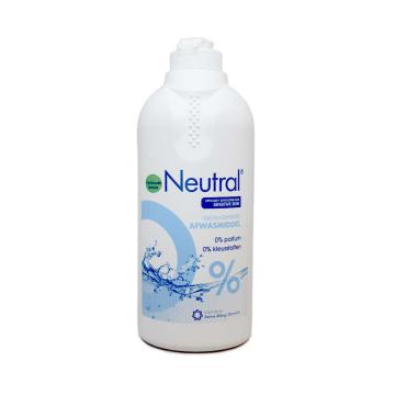 Neutral Geconcentreerd Afwasmiddel 500ml/ Washing Up