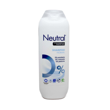 Neutral Shampoo Normal / Champú para Cabello Normal 250ml