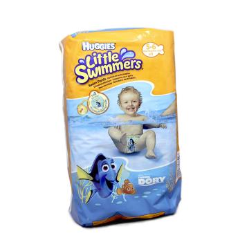 Huggies Little Swimmers T5-6 / Pañales de Agua Desechables x11