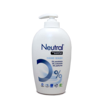 Neutral Hand Wash 250ml/ Jabón de Manos