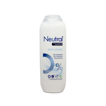 Neutral Body Lotion 200ml/ Loción Corporal