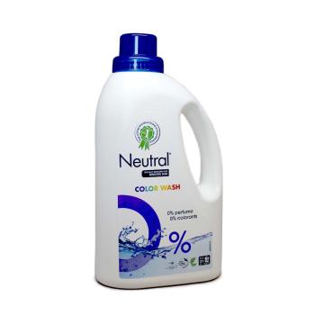 Neutral Colour Wash / Detergente para Ropa de Color 1L