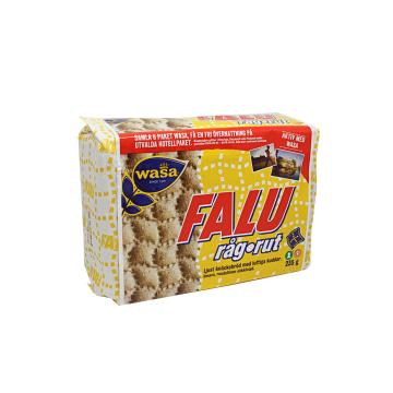 Wasa Falu Råg-Rut 235g/ Pan Centeno grano entero