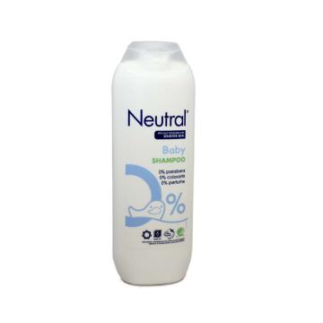 Neutral Baby Shampoo / Champú para Bebé 250ml